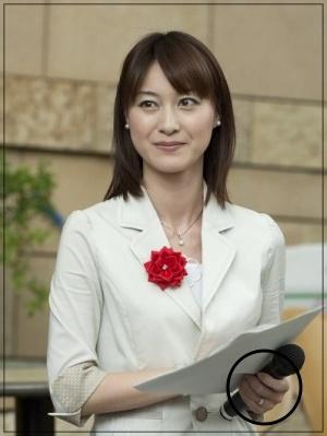 小川彩佳 指輪