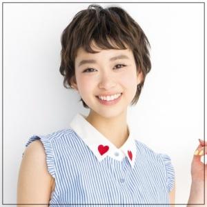 森川葵 ショート パーマ