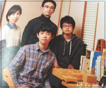 藤井聡太 家族