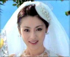 深田恭子 ウェディングドレス