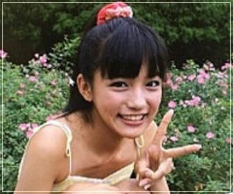 川口春奈 12歳